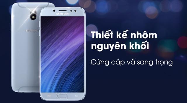 Điện Thoại Samsung Galaxy J7 Pro ( 3GB/32GB ). Hàng cũ đẹp 90-95% .