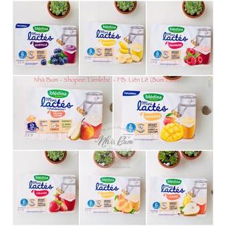 Sữa chua Váng sữa Nestle - Sữa chua Bledina - cho bé từ 6 tháng thumbnail