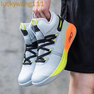 Giày bóng rổ may mắn Curry 6 chuyên dụng