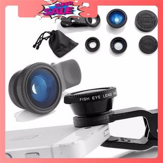 [Giá Sốc] [Rẻ] Lens 3 in 1 cho điện thoại [HN] thumbnail