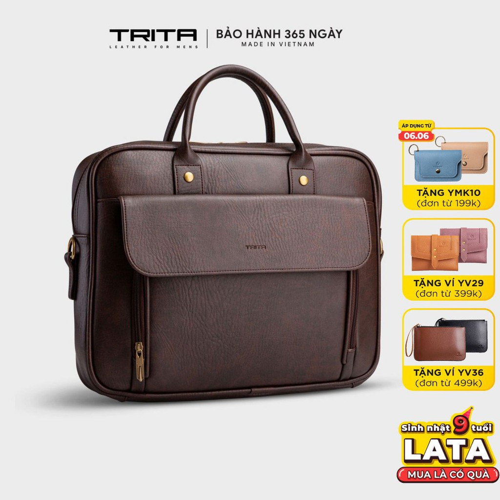 Cặp công sở đa năng TRITA TCA6