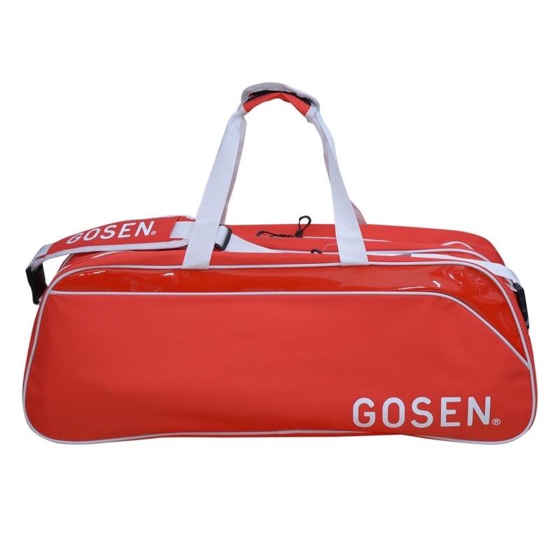 Túi vợt cầu lông/tennis GOSEN 2 ngăn 3 phiên bản 3 màu sắc -Giao màu ngẫu nhiên