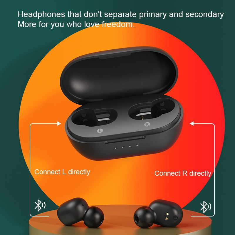 [Bảo hành 6 tháng] Tai Nghe True Wireless Haylou GT1 XR ( Phiên Bản Nâng Cấp Haylou GT1 PRO)