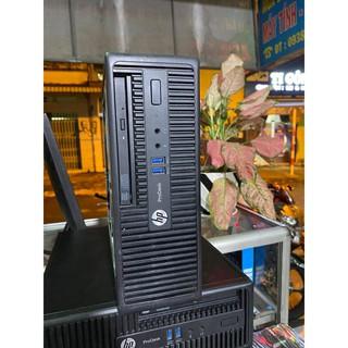 Máy tính HP 400G3 đời mới chạy ram d4 8G giá rẻ