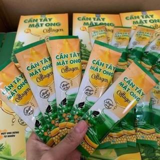 XẢ SỐC Cần tây mật ong collagen 15gosi thumbnail