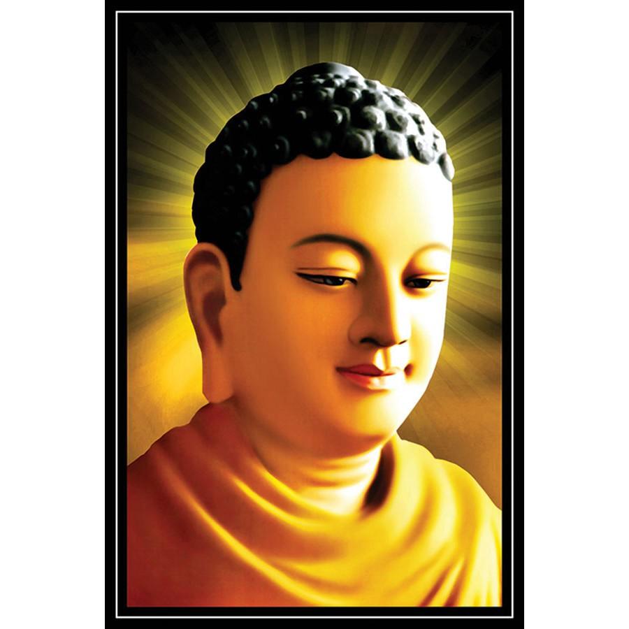 Tranh đính đá hạt tròn Mặt Phật 61200 - 3235311 , 409078906 , 322_409078906 , 145000 , Tranh-dinh-da-hat-tron-Mat-Phat-61200-322_409078906 , shopee.vn , Tranh đính đá hạt tròn Mặt Phật 61200