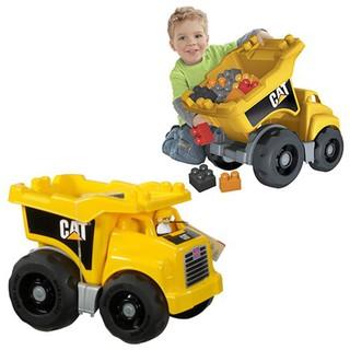 99% Đồ chơi Xe ben lớn Mega Bloks CAT Dump Truck