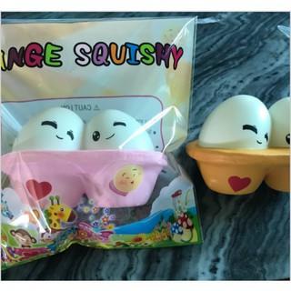 Squishy Trứng Gà đôi jumbo – shopee.vn/minhpua123
