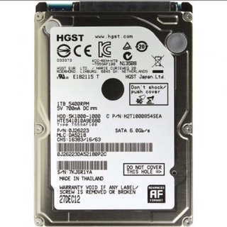 Ổ cứng HDD size 2.5 thumbnail