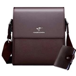 Túi xách nam cao cấp hàng hiệu Kangarro da chuẩn 100%