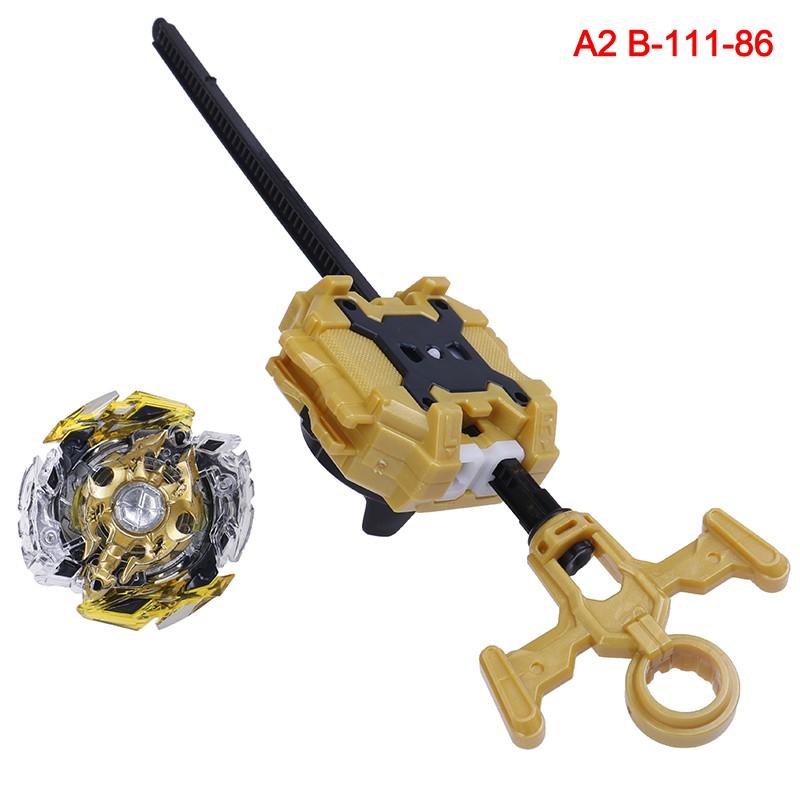 Beyblade burst B-111-86 B-00-100 starter set with launcher grip kids gift toys