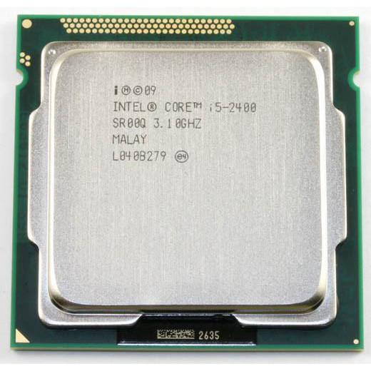 CPU I5 2400 SK 1155