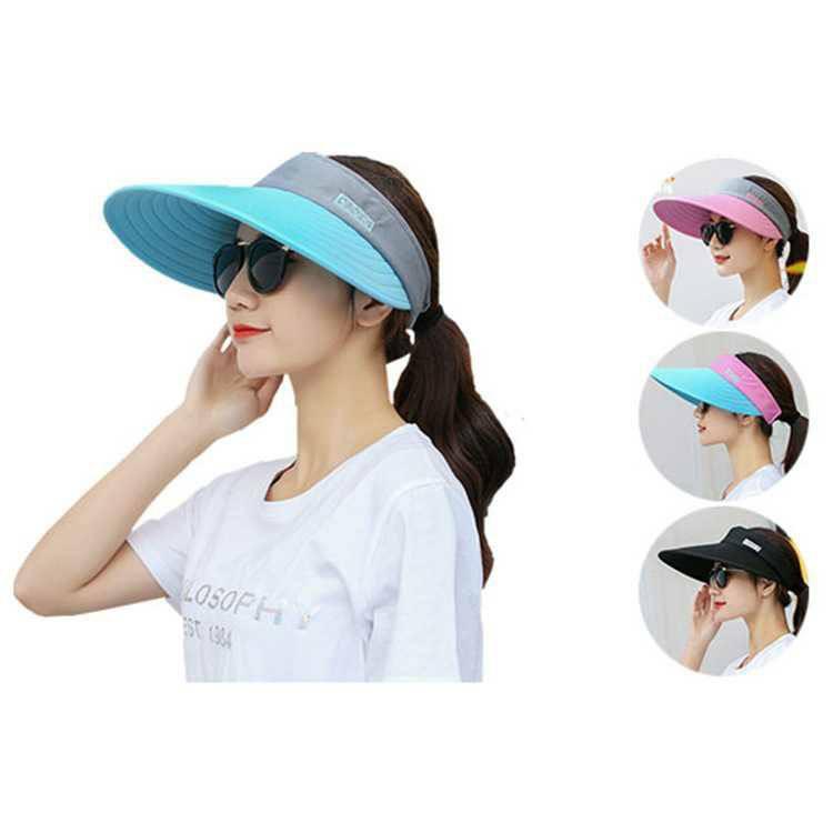 Mũ chống nắng, nón nữ, nón chống nắng hở chóp siêu hót hít