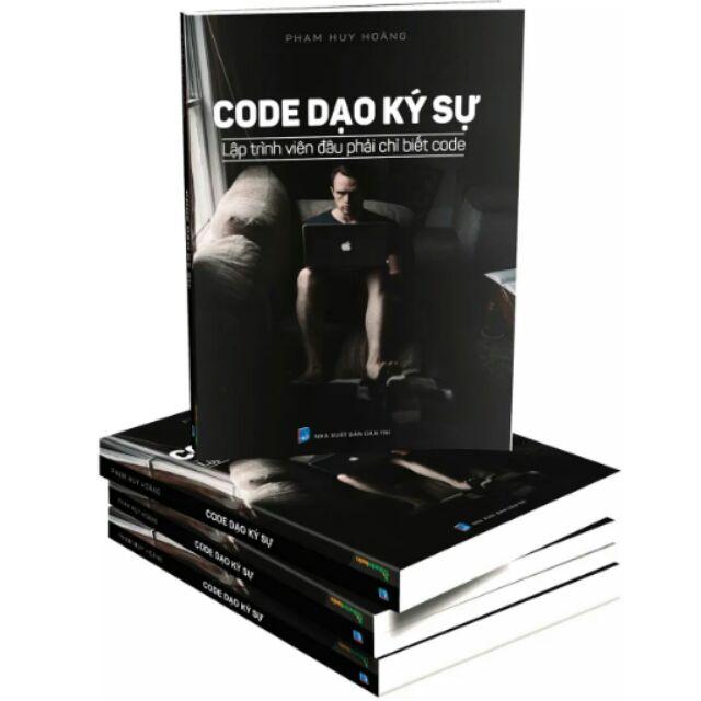 Sách - Code dạo ký sự - lập trình viên đâu chỉ biết code