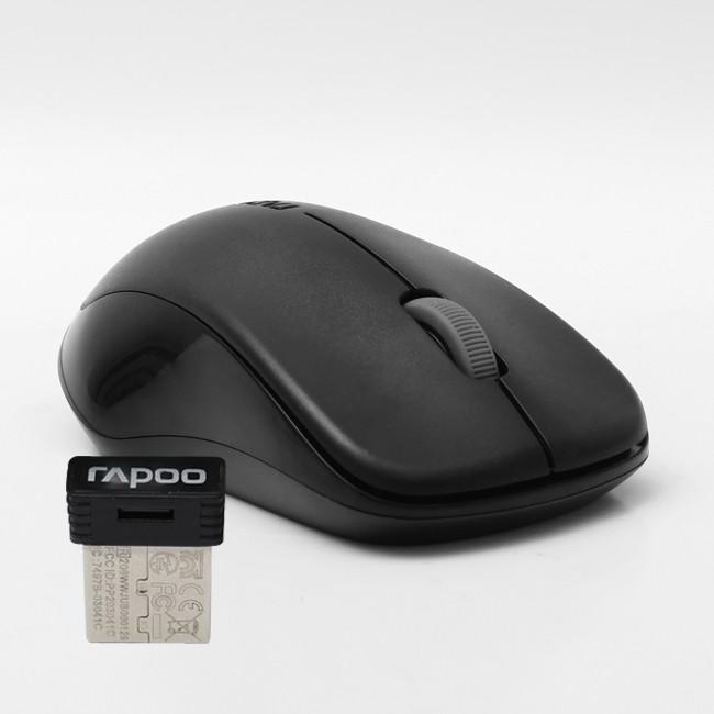 Chuột quang ẩn không dây Rapoo 1620 (chính hãng)- nhập mã ELVIP1030 giảm 15%