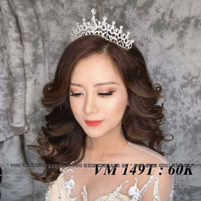 Vương miện cô dâu (VM149)