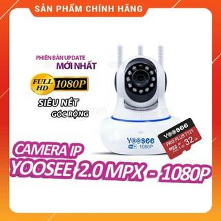 [FREESHIP – Bảo hành 12 tháng] Camera IP YooSee 2.0mpx 1080P Kèm thẻ nhớ 32gb