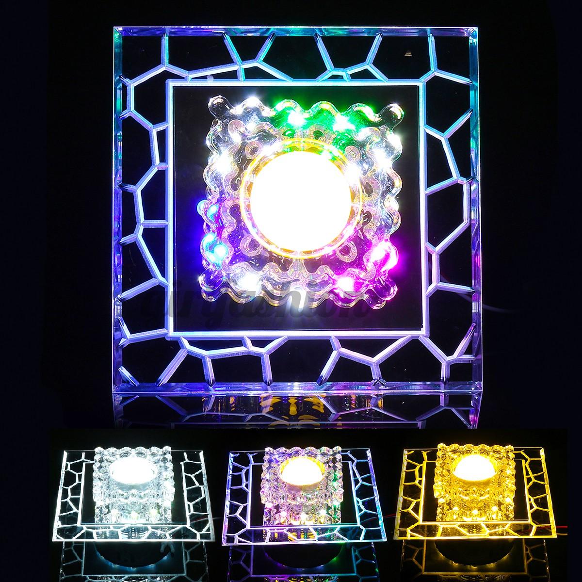 Đèn Led Treo Trần Trang Trí Nội Thất 220v 18cm