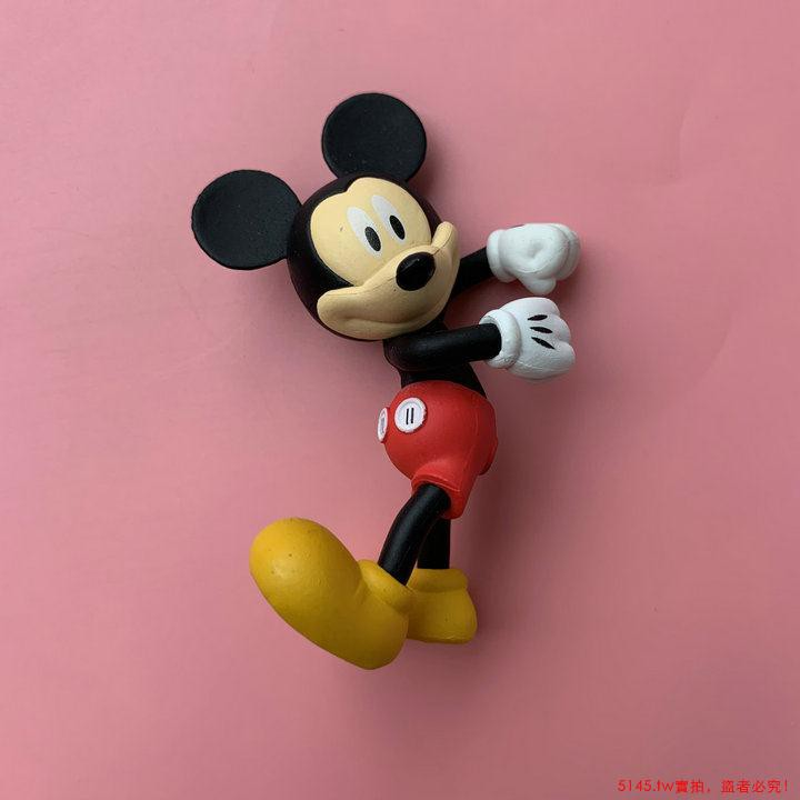 Set 10 Mô Hình Đồ Chơi Hình Chuột Mickey Kỉ Niệm 90 Năm