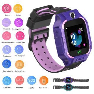 Đứa trẻ Đồng hồ thông minh Kids Smart Watch SOS LBS Waterproof Z6 Watch