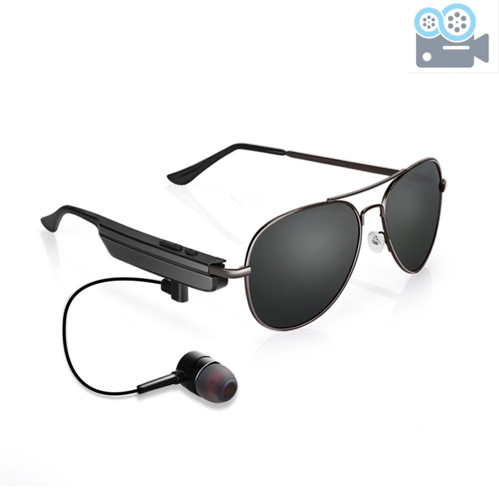 A8 Smart Bluetooth Headset Sunglasses Men Women Polarized Sun Glasses Driving Sports Glasses Music Calling Glasses