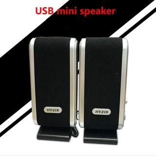 Loa Mini Cổng Usb 2.0 Hy-218 Cho Máy Tính