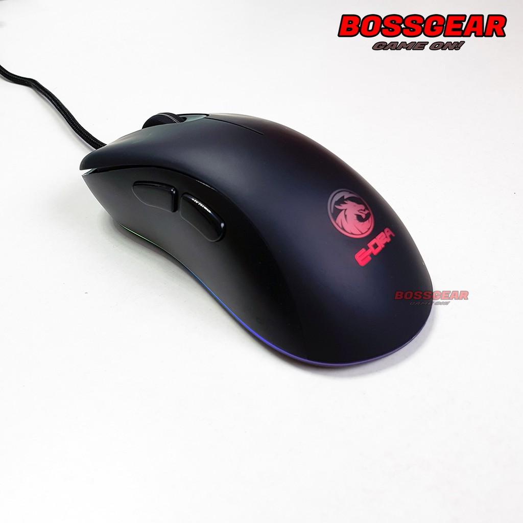[Mã SKAMPUSHA7 giảm 8% đơn 250k]Chuột Gaming E-Dra EM660 Pro FPS ( LED RGB, 16000 DPI, Bảo hành 2 năm )