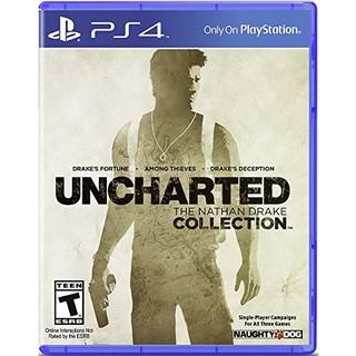 Trò chơi uncharted collection 1 2 3 và journey ( phiên bản tải về)