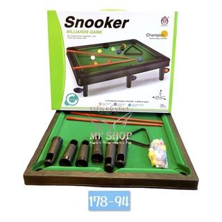 Nhiều size Bàn Đánh Banh Bida Mini Trẻ Em Pool Set Snooker thumbnail