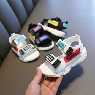 Sandal cực phong cách , phối đồ siêu xinh cho bé, đế mềm chống trơn đẹp cho bé trai bé gái
