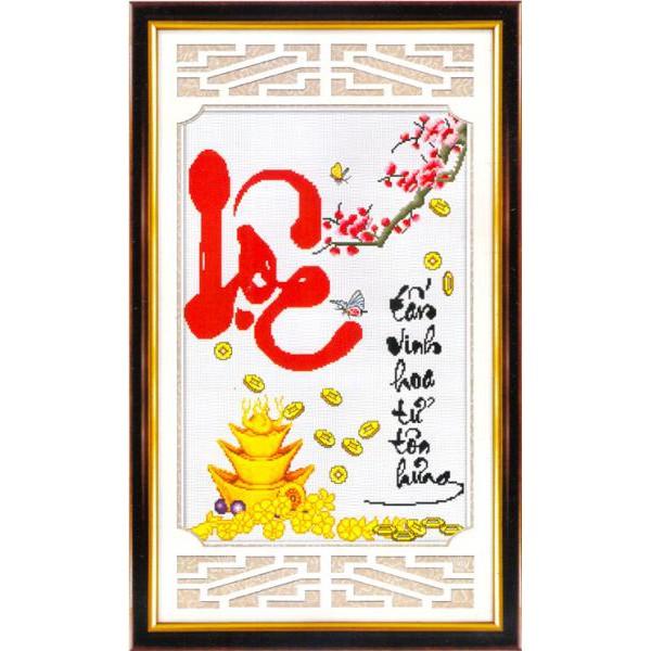 Tranh thêu chữ thập chưa thêu Lộc Tấn Vinh Hoa Tử Tôn Hưng - 3205544 , 446794586 , 322_446794586 , 102000 , Tranh-theu-chu-thap-chua-theu-Loc-Tan-Vinh-Hoa-Tu-Ton-Hung-322_446794586 , shopee.vn , Tranh thêu chữ thập chưa thêu Lộc Tấn Vinh Hoa Tử Tôn Hưng