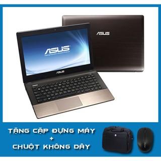 Laptop Cũ Rẻ Asus K45A Core i5-3210M Ram 4G 500G Chiến Game, Làm Đồ Họa Ngon. Tặng đầy đủ phụ kiện