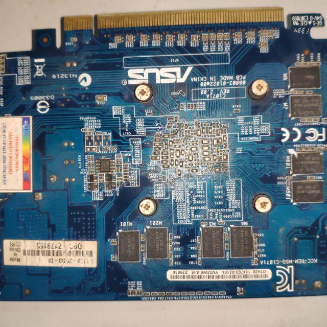 ASUS GT420-2GD3-DI (NVIDIA GeForce GT 420, DDR3 2GB, 128 bits, PCI-E 2.0) Giá chỉ 150.000₫