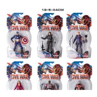 Siêu nhân người săt Iron man hoặc Đội trưởng Mỹ A113649G6