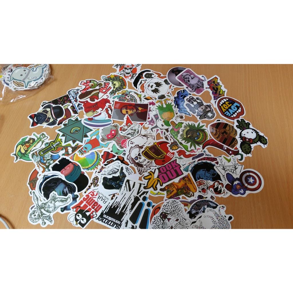 Combo 1000 miếng sticker dán mũ bảo hiểm, dán laptop, dán xe - 2729263 , 934687040 , 322_934687040 , 950000 , Combo-1000-mieng-sticker-dan-mu-bao-hiem-dan-laptop-dan-xe-322_934687040 , shopee.vn , Combo 1000 miếng sticker dán mũ bảo hiểm, dán laptop, dán xe
