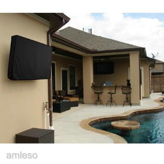 Outdoor TV Cover Waterproof Television Protector Fit 55\