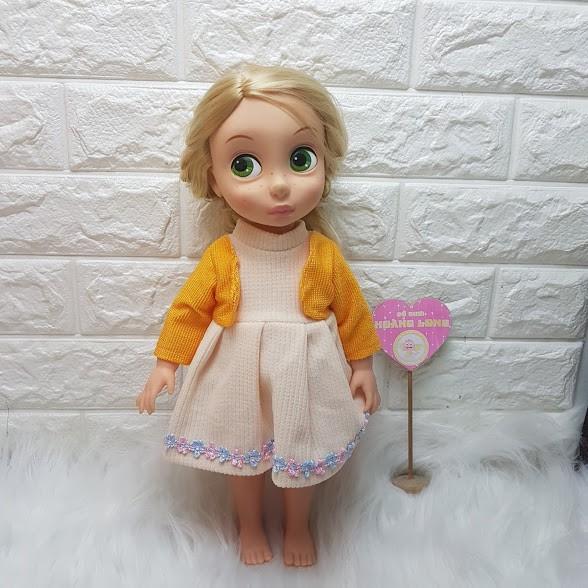 Bộ quần áo dành cho búp bê Disney Animator 16inch,búp bê Mỹ 18 inch, Princess & Me 48 cm - 3473530 , 1134031894 , 322_1134031894 , 49999 , Bo-quan-ao-danh-cho-bup-be-Disney-Animator-16inchbup-be-My-18-inch-Princess-Me-48-cm-322_1134031894 , shopee.vn , Bộ quần áo dành cho búp bê Disney Animator 16inch,búp bê Mỹ 18 inch, Princess & Me 48 cm