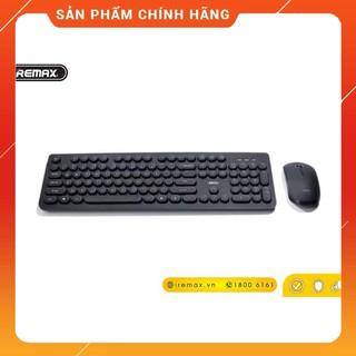 Bàn phím và chuột không dây Renax MK601 – Black