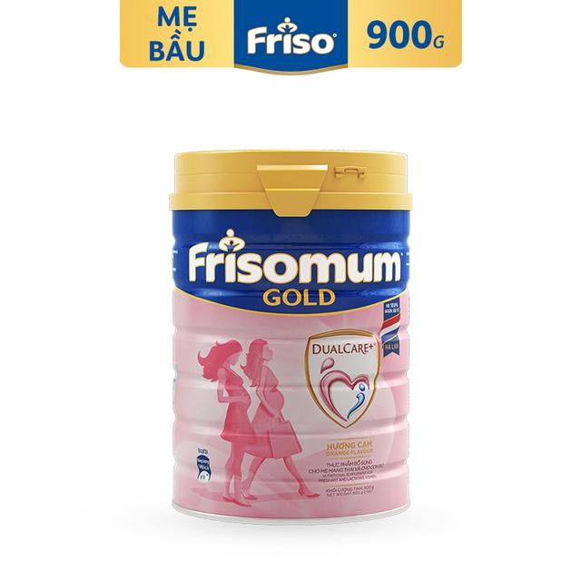 Sữa bột FRISOMUM GOLD hương ORANGE 900G