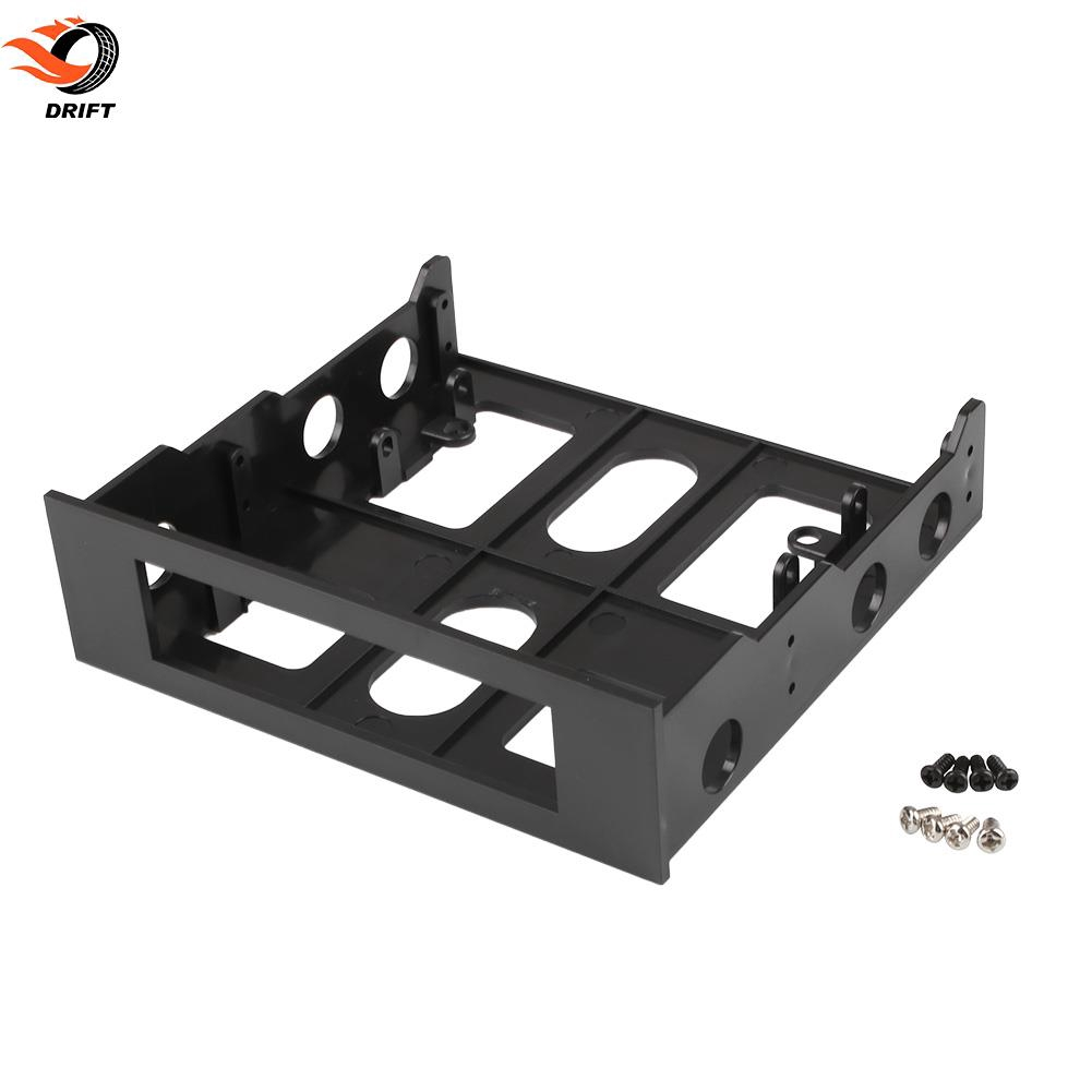 3.5'' to 5.25'' inch Drive Bay Computer Case Adapter Mounting Bracket USB Hub