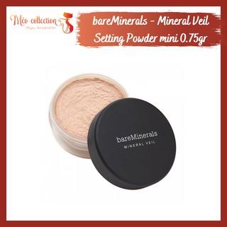 Phấn phủ bareMinerals - Mineral Veil Setting Powder mini 0.75gr thumbnail