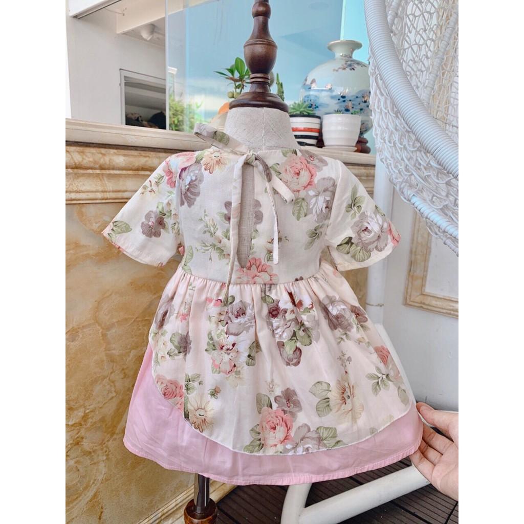 Đầm Bé gái ,Váy Bé Gái - Đầm Công Chúa Hàng Thiết Kế VNXK