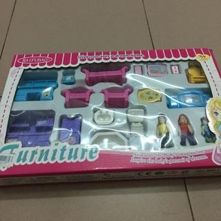 Bộ đồ chơi gia đình