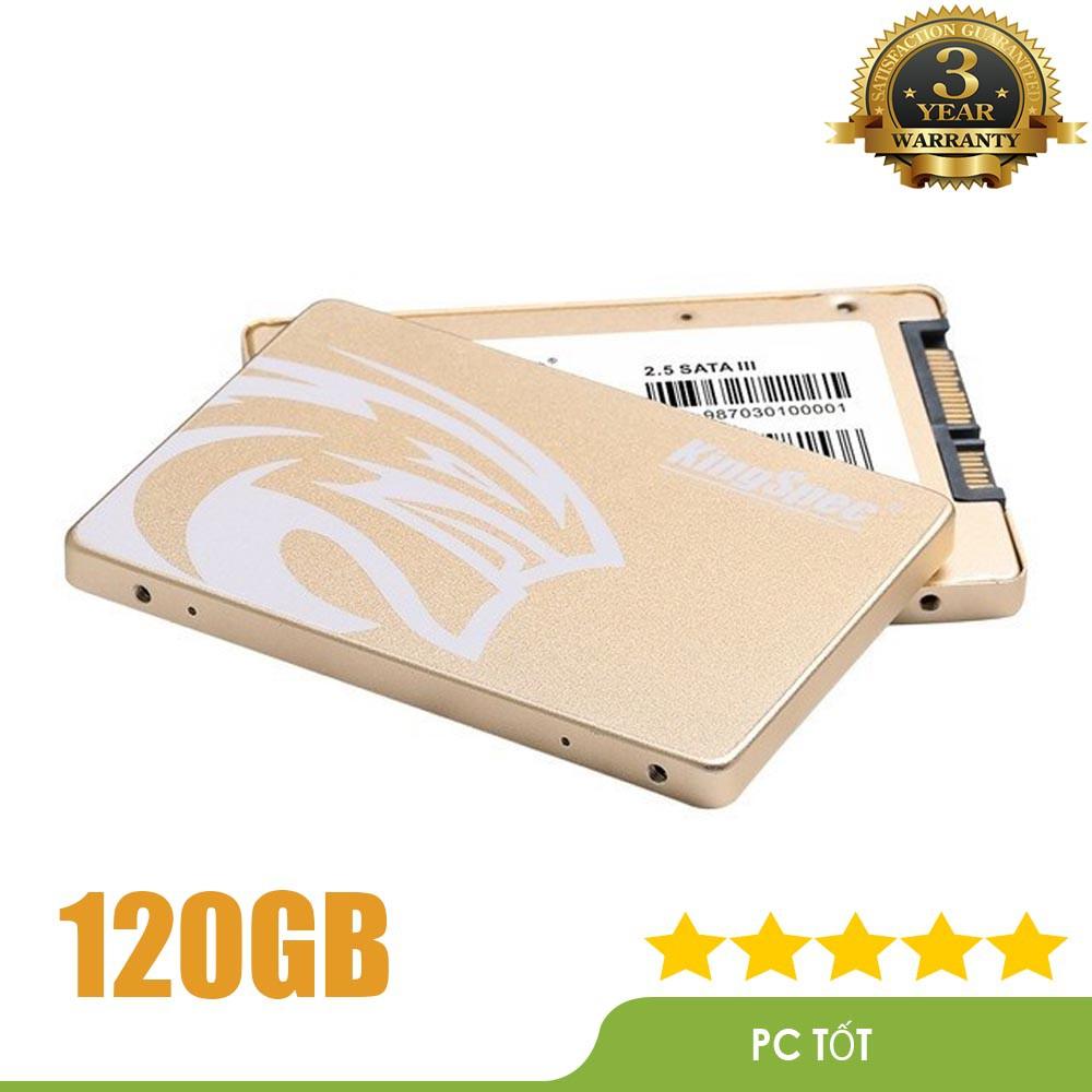 Ổ cứng SSD KingSpec 120Gb Sata III - Chính hãng Mai Hoàng