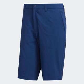 adidas GOLF Quần short vải sọc nhăn Adipure Nam Màu xanh dương FL5526 thumbnail