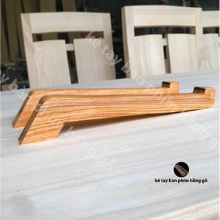 Giá đỡ laptop - kệ laptop tản nhiệt bằng gỗ giá rẻ cho laptop