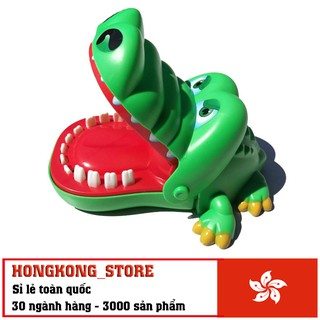 [ĐỒ CHƠI] Đồ chơi khám răng cá sấu - Đồ chơi thông minh cho bé thumbnail