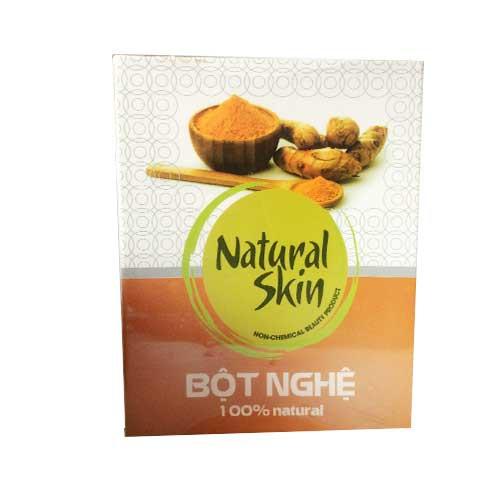Bột nghệ dưỡng da Natural Skin 120g - 3032131 , 433610425 , 322_433610425 , 35000 , Bot-nghe-duong-da-Natural-Skin-120g-322_433610425 , shopee.vn , Bột nghệ dưỡng da Natural Skin 120g