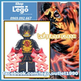 Xếp hình Reverse Flash (Daniel West) Lego Minifigures Wm505 thumbnail