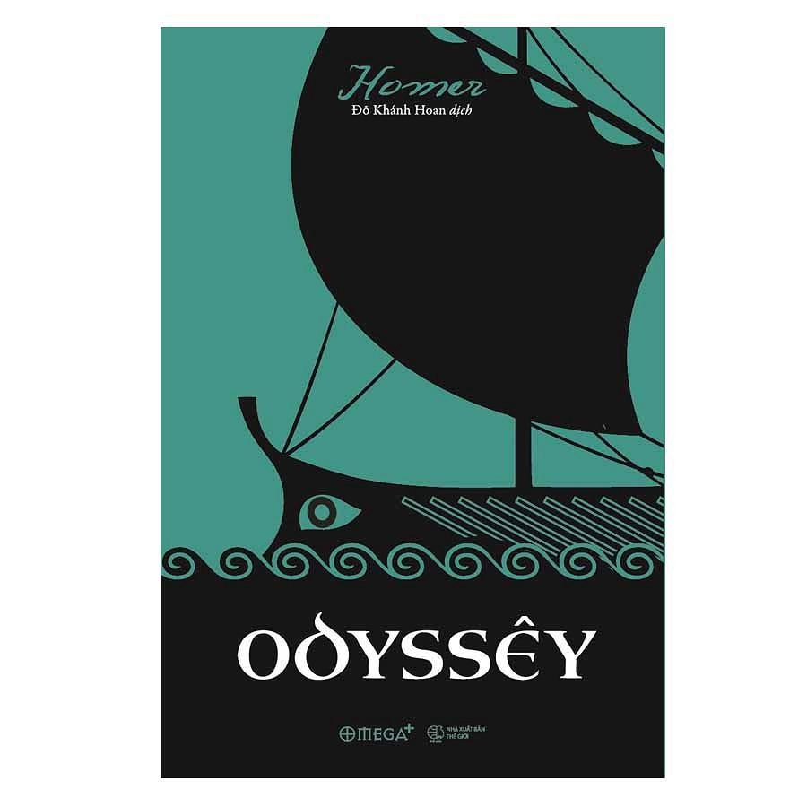 [ Sách ] Odyssêy (Tái Bản 2018)